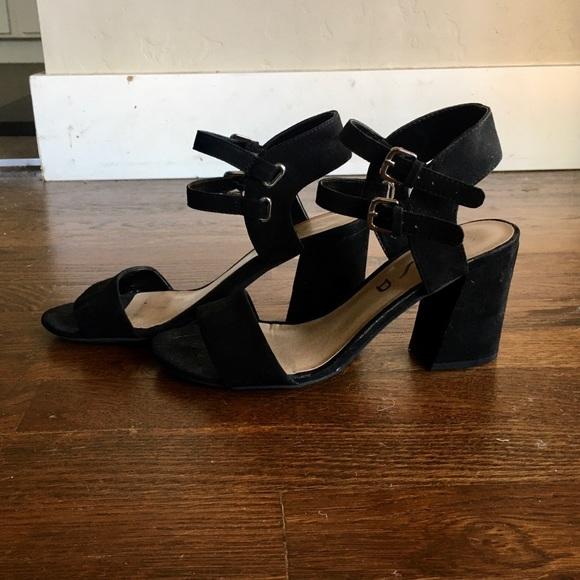 Unisa Shoes - ⭐️ Strappy Block Heels  ⭐️